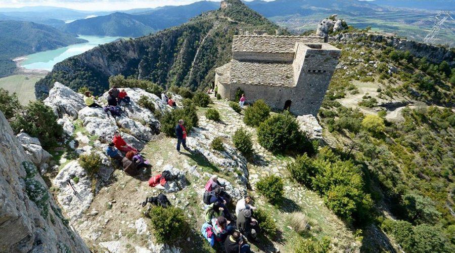 Ruta al Castillo de Samitier